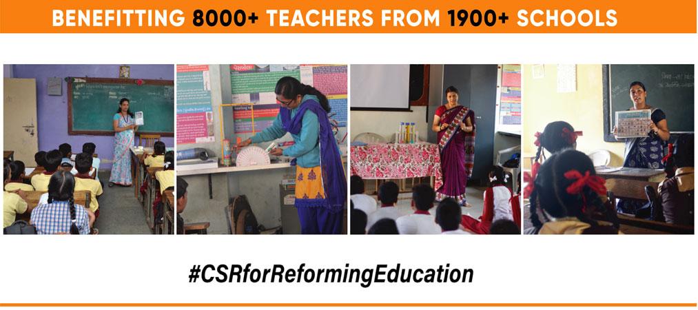 CSR in Education
